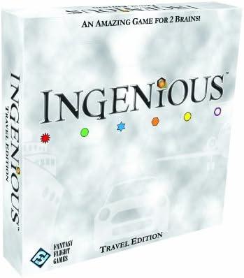 Ingenious: Travel Edition: Amazon.es: Juguetes y juegos