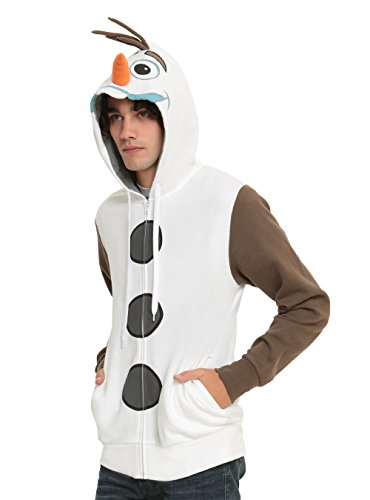 Disney Frozen Olaf Costume Hoodie