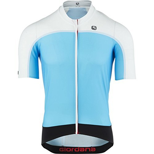 Giordana NX-G Jersey - Men's Blue Fluo/White/Black/Red 3XL [並行輸入品]   B06XFPZBWM