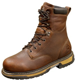 Rocky Hombres 8 Ironclad Impermeable Work Bota-5693
