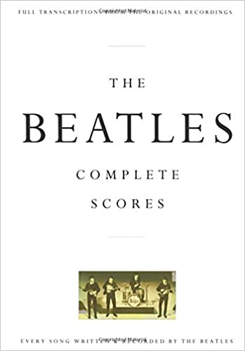 BEATLES COMPLETE SCORES BOX: Amazon.es: Beatles: Libros en idiomas ...