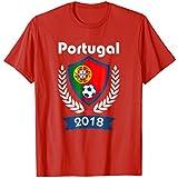 Portugal Soccer shirt Team Portugal 2018 TShirt Football