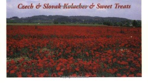 Czech & Slovak Kolache Recipes & Sweet Treats