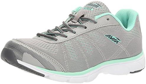 627375350245f Avia Women's Avi-Rove Sneaker, Penguin Grey/Mint Breeze/Steel Grey ...