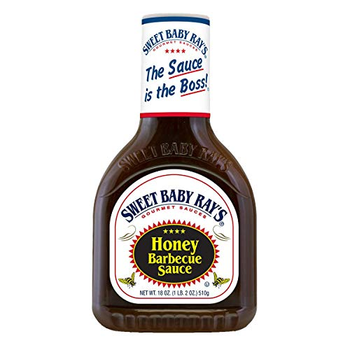 Sweet Baby Rays BBQ sauce – Honey Barbecue Sauce 510g (Sweet Baby Rays Honig Barbecue Soße)