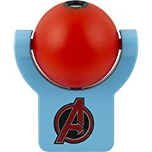 Marvel's Avengers: Age of Ultron Projectables LED Plug-In Night Light, 13786, Image Projects Onto Wall or Ceiling