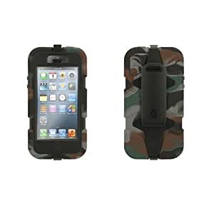 Griffin Survivor Hunter Case, Camo Hunter Black for iPhone 5/ 5s (Retail Packaging)