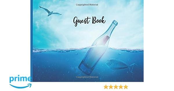 Book bottle bottom guest