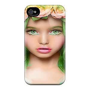 Hot ZNGrrtp8108MkJAa Case Cover Protector For Iphone 4/4s- So Sweet Pure by lolosakes