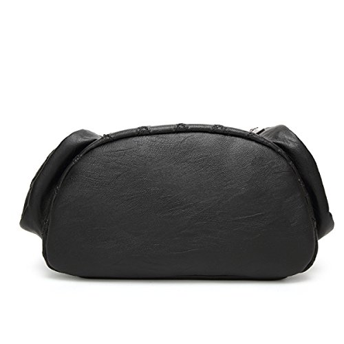 Backpack 2017 Wind Bag School Casual Personality Black College New Portable Korean nHd7xanO
