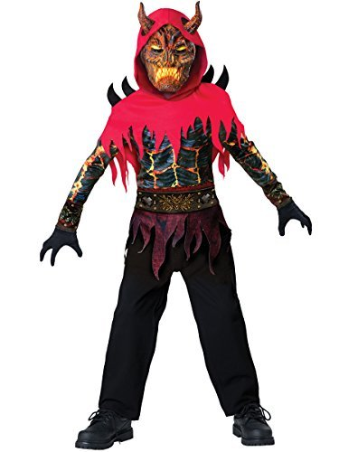 InCharacter Costumes Underworld Demon Costume, One Color, 12 by InCharacter