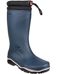 Dunlop Blizzard K454069 Unisex Mens Womens Wellington Boots