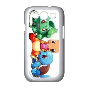 Samsung Galaxy S3 9300 Cell Phone Case White Pokemon rbry