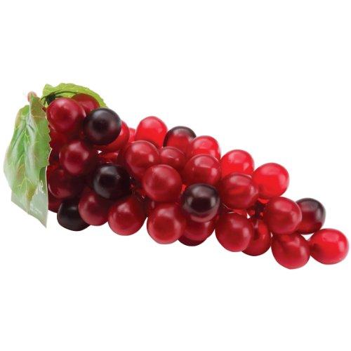 Design It Simple Decorative Fruit-Large Purple Grapes by FloraCraft
