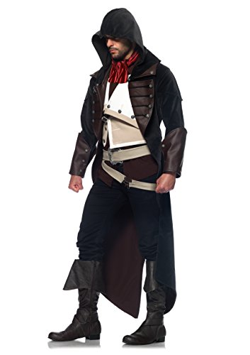Leg Avenue Men's Assassin's Creed Arno Costume]()