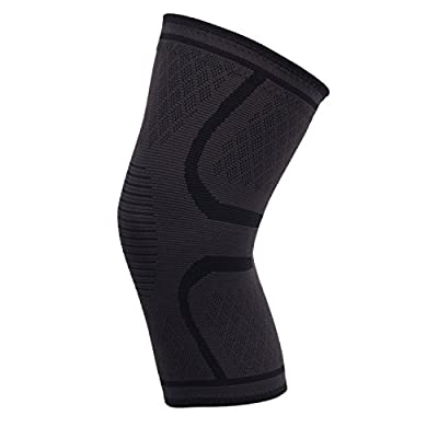 Knee Brace Compression Sleeves,SLTY Arthritis Pain Relief Knee Support Injury Recovery Running Jogging Sports Knee Protection