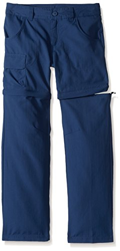 Columbia Backcountry Convertible Pant - Columbia Girls Silver Ridge Iii Convertible Pants, Carbon, X-Small