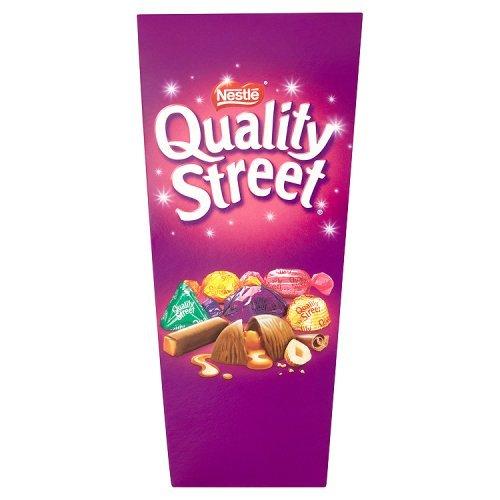 Original Quality Street Carton Classic Assortment Imported From England Assorted Chocolates & Toffee