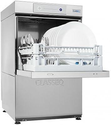 Classeq D400P bajo mostrador lavavajillas con bomba de drenaje ...
