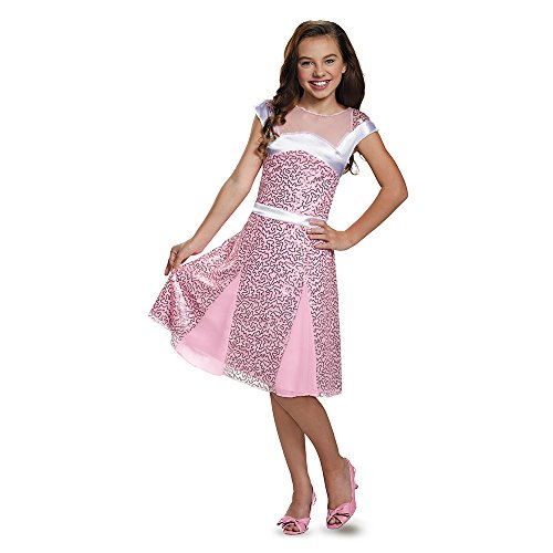 Disguise 88146G Audrey Coronation Deluxe Costume, Large (10-12) (Creative Cute Women Halloween Costumes)