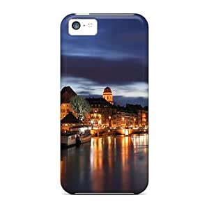 Cute High Quality Iphone 5c Amsterdammer Grachten Cases