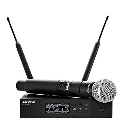 Review Shure QLXD24 Wireless Microphone