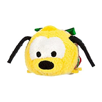 Disney Pluto Tsum Tsum Plush Holiday Mini