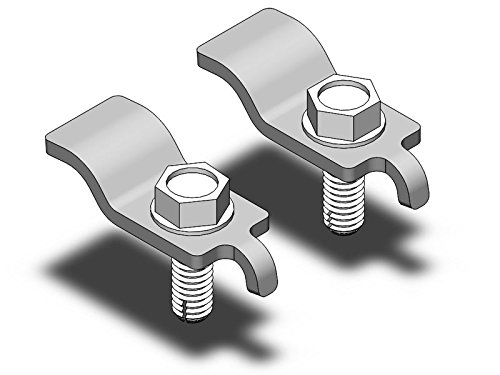 Clayton Off Road COR-1100108 - TJ/LJ/XJ/ZJ Stainless Steel Front Spring Retainers