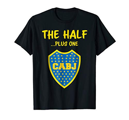 Boca Juniors Shirt - Camiseta de Boca Juniors Regalo Bostero