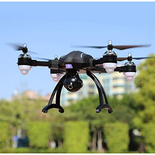MOZATE LE IDEA LD-220 Foldable 2.4Ghz 2MP WiFi FPV 720P HD RC Quadcopter Selfie Drone (Black) by MOZATE (Image #4)