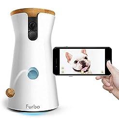 Furbo Dog Camera: Treat Tossing, Full HD...