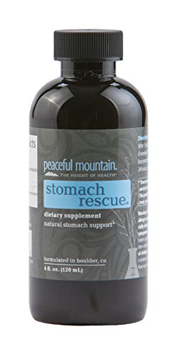 Peaceful Mountain Stomach Rescue - 4 Fl Oz