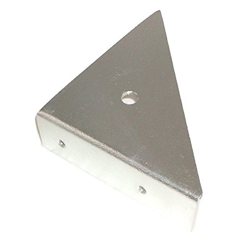 WORKMAN B212 ALUMINUM TRUCK BED CB RADIO ANTENNA MOUNT