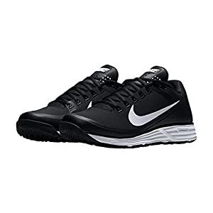 Nike LUNAR CLIPPER TURF '17 mens baseball-shoes 880262-010_12 - BLACK/WHITE-BLACK
