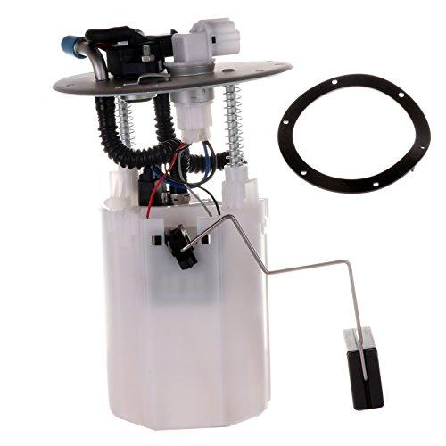 (Fuel Pump, Assembly fit for Kia Rio 2001 2002 L4 1.5L w/Sending Unit Replacement Module E8420M)