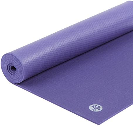 Manduka PROlite Yoga Mat Premium 4.7mm Thick Mat, Eco Friendly, Oeko-Tex Certified and Free of ALL Chemicals. High Performance Grip, Ultra Dense Cushioning for Support and Stability in Yoga, Pilates, Gym and Any General Fitness.