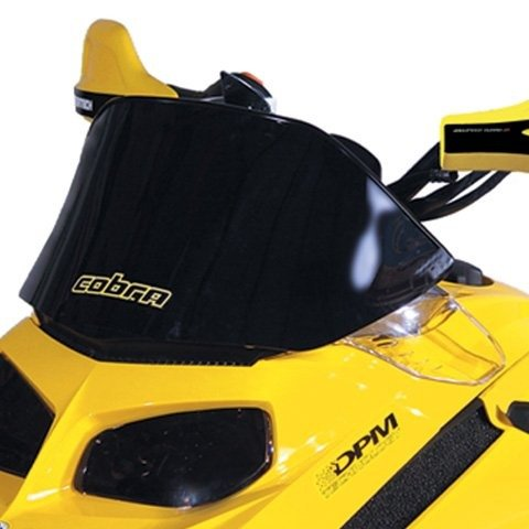 COBRA SKI DOO REV LOW BLACK 9.5'' by PowerMadd