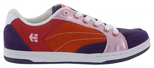 Etnies Skateboard Czar Violett/Orange/Rosa Etnies Shoes teq9Spv