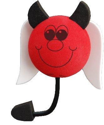 Pkw-Antennenaufsatz, Motiv: frecher Teufel Aerialballs