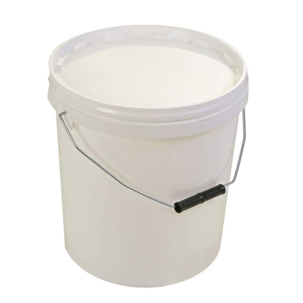 10L Wire Handled Honey Storage Bucket Simon The Beekeeper
