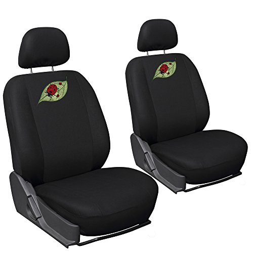 2 piece bucket seat cover - 5