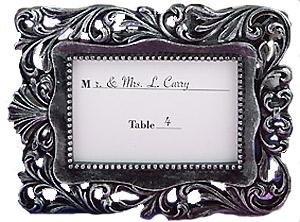 Baroque Design Place Card Photo Frame, 1 ()
