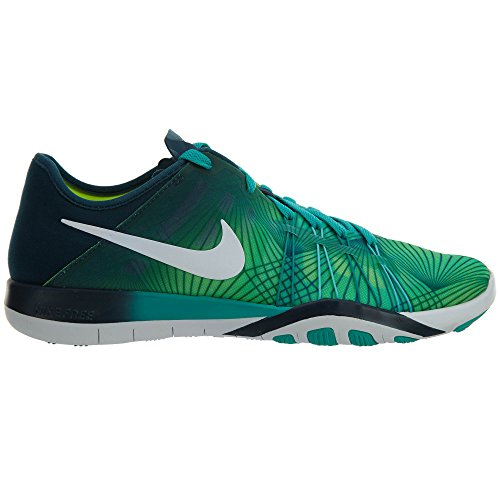 Nike Free Trainer 6, Chaussures de Fitness Femme Clear Jade/White/Mid  Turquoise ...