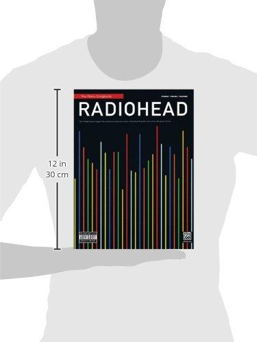 Radiohead -- Piano Songbook: Piano/Vocal/Guitar: Amazon.es: Radiohead: Libros en idiomas extranjeros
