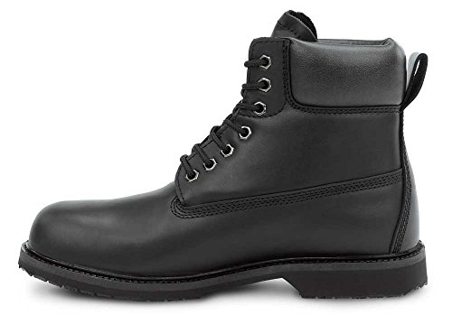 Boot 6 Inch Men's Duluth Black SR Resistant Max Slip Waterproof Work vRw80UqA