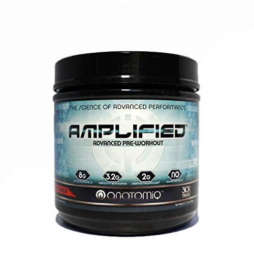 AMPLIFIED Science Backed Best Tasting Clinically Dosed Nootropic product image