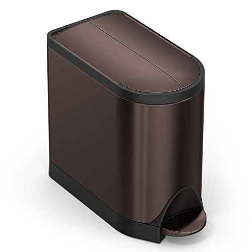 Compare Price Small Wastebasket With Lid On