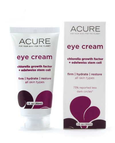 Acure Organics Eye Cream - 8