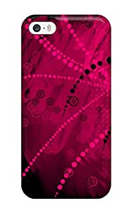 Rowena Aguinaldo Keller's Shop New Style Awesome Case Cover Compatible With Iphone 5/5s - Pink Dark Vector 1080p