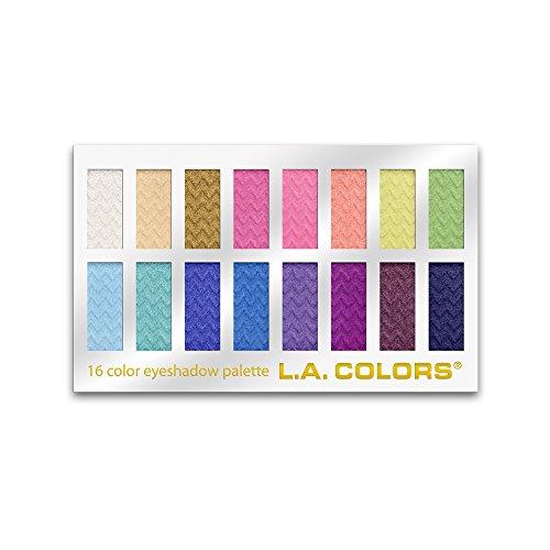 16 eyeshadow palette